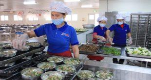 an toàn thực phẩm cho cơ sở sản xuất thực phẩm