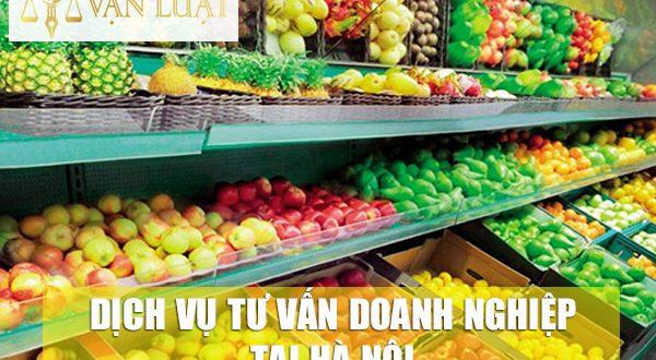 Thủ tục xin Giấy phép vệ sinh an toàn thực phẩm Bộ Công thương