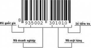 Cấu tạo mã số mã vạch mà bạn nên biết!