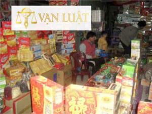 Dịch vụ tư vấn xin cấp giấy phép vệ sinh an toàn thực phẩm cửa hàng bánh kẹo